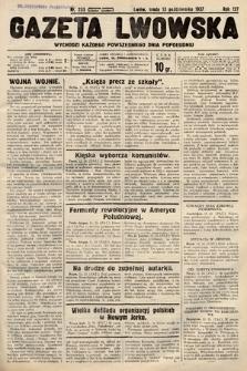Gazeta Lwowska. 1937, nr233