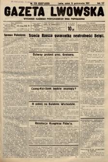 Gazeta Lwowska. 1937, nr235