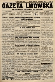 Gazeta Lwowska. 1937, nr242