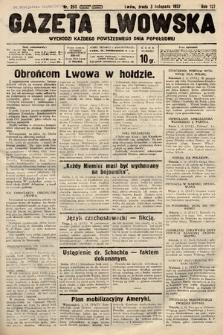 Gazeta Lwowska. 1937, nr250
