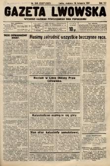 Gazeta Lwowska. 1937, nr259