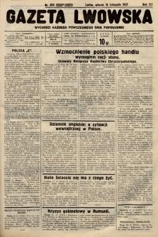 Gazeta Lwowska. 1937, nr260