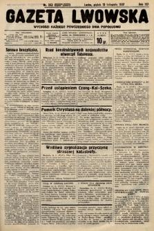 Gazeta Lwowska. 1937, nr263