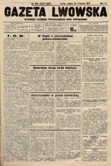 Gazeta Lwowska. 1937, nr264
