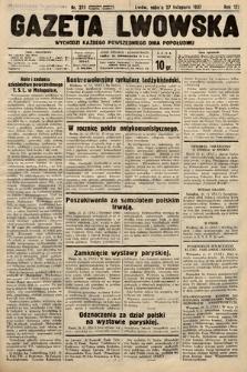 Gazeta Lwowska. 1937, nr270