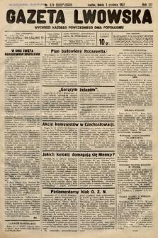 Gazeta Lwowska. 1937, nr273