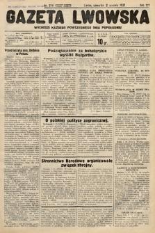 Gazeta Lwowska. 1937, nr274
