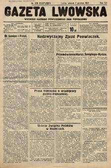 Gazeta Lwowska. 1937, nr278
