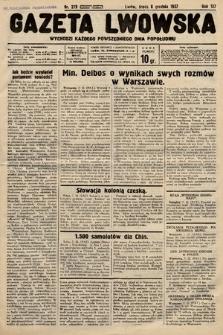 Gazeta Lwowska. 1937, nr279