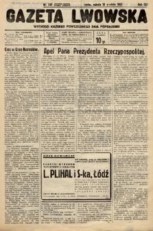 Gazeta Lwowska. 1937, nr287