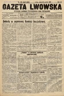 Gazeta Lwowska. 1937, nr290