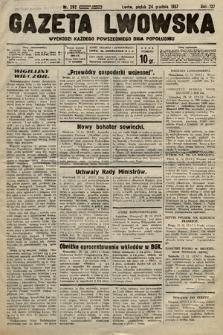 Gazeta Lwowska. 1937, nr292