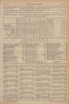Dziennik Komisarjatu Rządu na M. St. Warszawę. R.4, № 250 (6 listopada 1923) = № 874