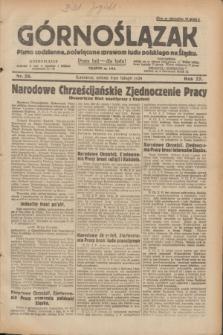 Górnoślązak : pismo codzienne, poświęcone sprawom ludu polskiego na Śląsku.R.27, nr 28 (4 lutego 1928) + dod.
