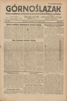 Górnoślązak : pismo codzienne, poświęcone sprawom ludu polskiego na Śląsku.R.27, nr 50 (1 marca 1928) + dod.