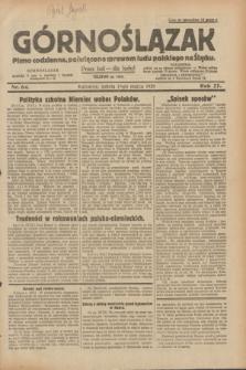 Górnoślązak : pismo codzienne, poświęcone sprawom ludu polskiego na Śląsku.R.27, nr 64 (17 marca 1928) + dod.