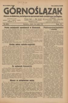 Górnoślązak : Pismo codzienne, poświęcone sprawom ludu polskiego na Śląsku.R.27, nr 102 (2 maja 1928) + dod.