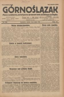 Górnoślązak : pismo codzienne, poświęcone sprawom ludu polskiego na Śląsku.R.27, nr 110 (12 maja 1928) + dod.