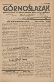 Górnoślązak : pismo codzienne, poświęcone sprawom ludu polskiego na Śląsku.R.27, nr 123 (30 maja 1928) + dod.