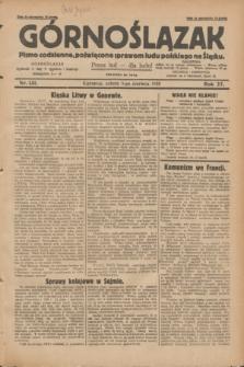 Górnoślązak : pismo codzienne, poświęcone sprawom ludu polskiego na Śląsku.R.27, nr 131 (9 czerwca 1928) + dod.