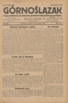 Górnoślązak : Pismo codzienne, poświęcone sprawom ludu polskiego na Śląsku.R.27, nr 135 (14 czerwca 1928) + dod.