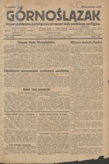 Górnoślązak : pismo codzienne, poświęcone sprawom ludu polskiego na Śląsku.R.27, nr 149 (1 lipca 1928) + dod.