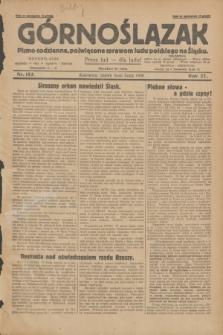 Górnoślązak : pismo codzienne, poświęcone sprawom ludu polskiego na Śląsku.R.27, nr 153 (6 lipca 1928) + dod.