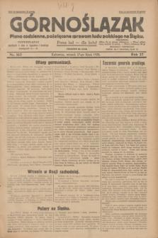 Górnoślązak : pismo codzienne, poświęcone sprawom ludu polskiego na Śląsku.R.27, nr 162 (17 lipca 1928) + dod.
