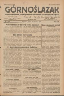 Górnoślązak : pismo codzienne, poświęcone sprawom ludu polskiego na Śląsku.R.27, nr 165 (20 lipca 1928) + dod.
