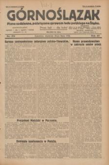Górnoślązak : pismo codzienne, poświęcone sprawom ludu polskiego na Śląsku.R.27, nr 173 (29 lipca 1928) + dod.