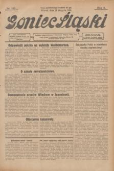 Goniec Śląski.R.8, nr 192 (21 sierpnia 1928) + dod.