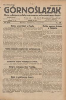 Górnoślązak : pismo codzienne, poświęcone sprawom ludu polskiego na Śląsku.R.27, nr 200 (30 sierpnia 1928) + dod.
