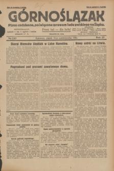 Górnoślązak : pismo codzienne, poświęcone sprawom ludu polskiego na Śląsku.R.27, nr 237 (12 października 1928) + dod.