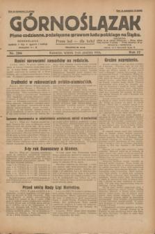 Górnoślązak : pismo codzienne, poświęcone sprawom ludu polskiego na Śląsku.R.27, nr 286 (11 grudnia 1928) + dod.