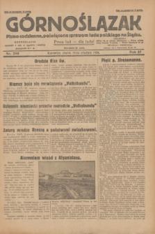 Górnoślązak : pismo codzienne, poświęcone sprawom ludu polskiego na Śląsku.R.27, nr 295 (21 grudnia 1928) + dod.