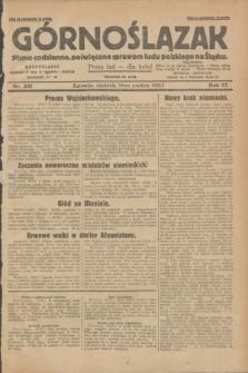 Górnoślązak : pismo codzienne, poświęcone sprawom ludu polskiego na Śląsku.R.27, nr 301 (30 grudnia 1928) + dod.