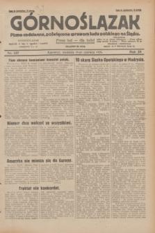 Górnoślązak : pismo codzienne, poświęcone sprawom ludu polskiego na Śląsku.R.28, nr 137 (16 czerwca 1929) + dod.
