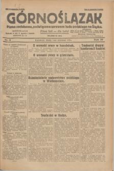 Górnoślązak : pismo codzienne, poświęcone sprawom ludu polskiego na Śląsku.R.29, nr 5 (8 stycznia 1930) + dod.