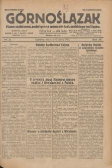 Górnoślązak : pismo codzienne, poświęcone sprawom ludu polskiego na Śląsku.R.29, nr 31 (7 lutego 1930) + dod.