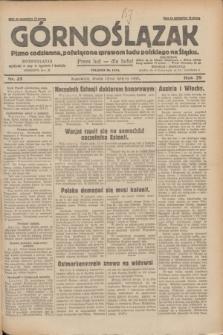 Górnoślązak : pismo codzienne, poświęcone sprawom ludu polskiego na Śląsku.R.29, nr 35 (12 lutego 1930) + dod.