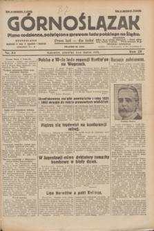 Górnoślązak : pismo codzienne, poświęcone sprawom ludu polskiego na Śląsku.R.29, nr 54 (6 marca 1930) + dod.
