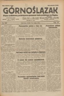 Górnoślązak : pismo codzienne, poświęcone sprawom ludu polskiego na Śląsku.R.29, nr 105 (7 maja 1930) + dod.