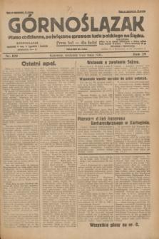 Górnoślązak : pismo codzienne, poświęcone sprawom ludu polskiego na Śląsku.R.29, nr 109 (11 maja 1930) + dod.