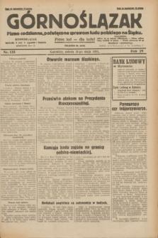 Górnoślązak : pismo codzienne, poświęcone sprawom ludu polskiego na Śląsku.R.29, nr 125 (31 maja 1930) + dod.
