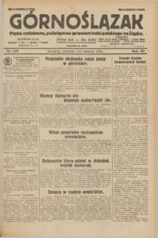 Górnoślązak : pismo codzienne, poświęcone sprawom ludu polskiego na Śląsku.R.29, nr 129 (5 czerwca 1930) + dod.