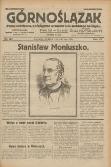 Górnoślązak : pismo codzienne, poświęcone sprawom ludu polskiego na Śląsku.R.29, nr 132 (8 czerwca 1930) + dod.