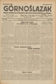 Górnoślązak : pismo codzienne, poświęcone sprawom ludu polskiego na Śląsku.R.29, nr 138 (17 czerwca 1930) + dod.