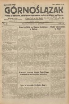 Górnoślązak : pismo codzienne, poświęcone sprawom ludu polskiego na Śląsku.R.29, nr 154 (6 lipca 1930) + dod.
