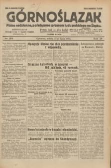 Górnoślązak : pismo codzienne, poświęcone sprawom ludu polskiego na Śląsku.R.29, nr 159 (12 lipca 1930) + dod.