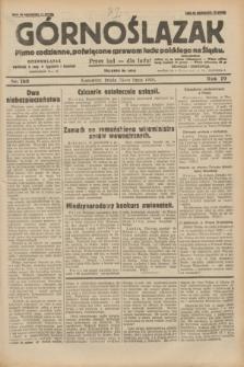 Górnoślązak : pismo codzienne, poświęcone sprawom ludu polskiego na Śląsku.R.29, nr 168 (23 lipca 1930) + dod.